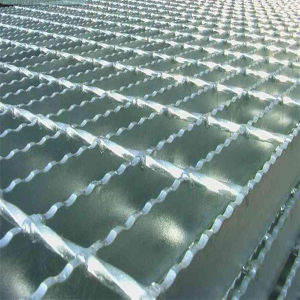 Galvanized Steel Bar Grating for Platform pictures & photos