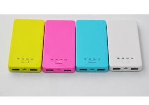 Top Great Portable Mobile Power Pack with Your Logo Printing (CP01019) pictures & photos