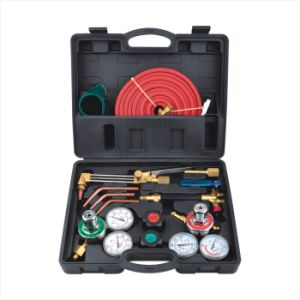 South African Welding Cutting Kit with Tool Box