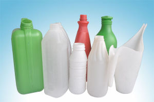 Cheap Automatic HDPE Bottle Blowing Molding Machine Prices with Ce pictures & photos