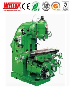 Vertical Milling Machine with CE Approved (X5032) pictures & photos