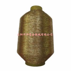 MX Type Metallic Yarn Silver Color