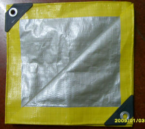 Heavy Duty Polyethylene Tarpaulin 210GSM pictures & photos