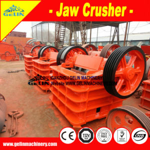 Hot Sell Zircon Process Equipment PE Jaw Crusher in West Africa, Europe (PE-400*600) pictures & photos