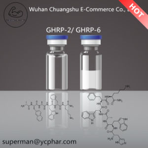 Peptides Ghrp Powder Great Benefit and Potential in Athletes Wellness pictures & photos