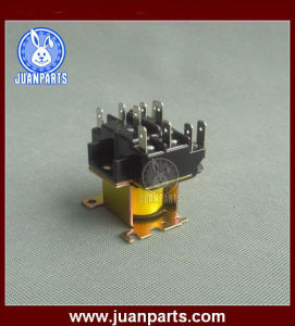 903X Series 2 Pole Switching Relay Dpdt pictures & photos