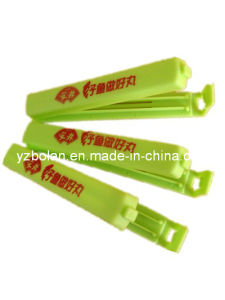 Hot Sale Plastic Kitchenware Food Bag Sealing Clamps