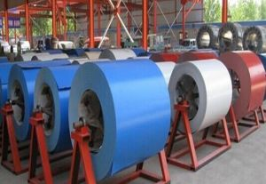 Galvalume Al-Zn Coated Steel Coils PPGI Steel Sheet/Plate/Coils/Strips pictures & photos