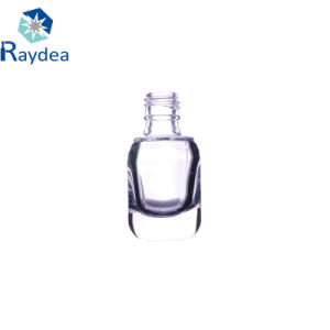 10ml Small Round Glass Bottle for Nail Polish pictures & photos