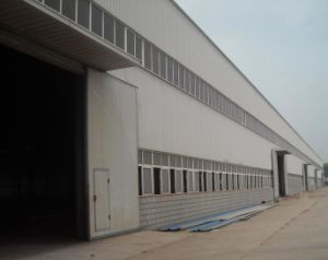 Light Steel Structure Building/Warehouse/Workhouse pictures & photos