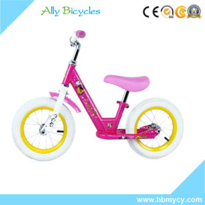 Pink Ride on Bike No Pedal Lightweight Bikes Factory Price pictures & photos