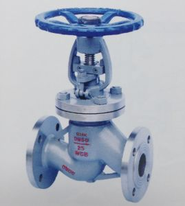 Forged API Cast Steel GB Bellow Globe Valve