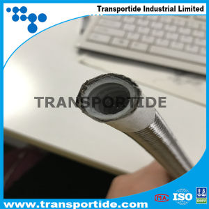 Good Quality Stainless Steel Braided Smooth/Convoluted Teflon Hose pictures & photos