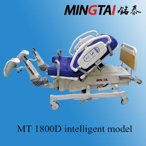 Electric Obstetric Delivery Table Mt1800d Obstetrics & Gynecology Equipments Maternity Bed pictures & photos