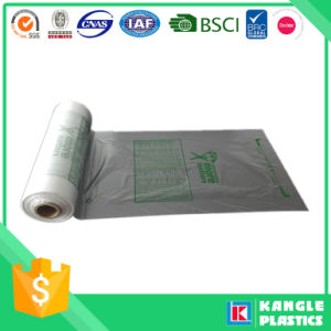 Roll Packed Plastic Produce Bag for Grocery Store pictures & photos