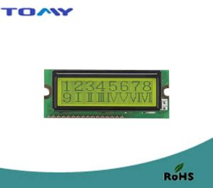 Character 8*2/16*2/20*2 LCD Display Module pictures & photos