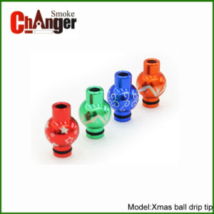 Electronic Cigarette 510 Drip Tip Xmas Ball Drip Tip