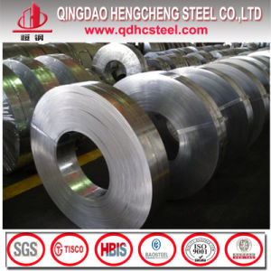 Hot Dipped Zinc Coated Steel Strip/Gi Strip/Galvanized Steel Strip pictures & photos