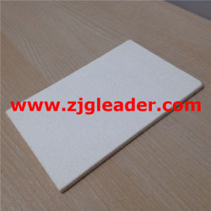 Beveled Fiber Glass Fireproof MGO Board, Decorative Wall Panels pictures & photos