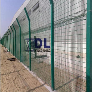 358 Anti-Climb PVC Coated Fence pictures & photos