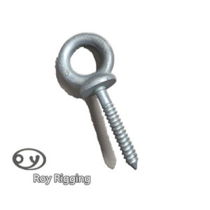 Us Type Drop Forged Galvanized Eye Bolt 275 pictures & photos