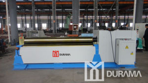 CNC Three Roller Steel Plate Rolling Machine with Warranty 3 Years pictures & photos