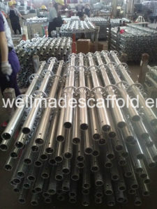 USA Steel Ringlock Scaffolding Standard pictures & photos