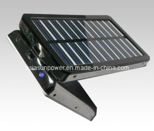 Solar Chargers with LED Light for iPod, iPhone Mobile Phones (PETC-S02)