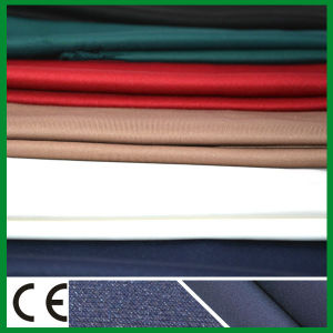 DTY Scuba Dyed 94 Polyester 6 Spandex Knitted Fabric pictures & photos