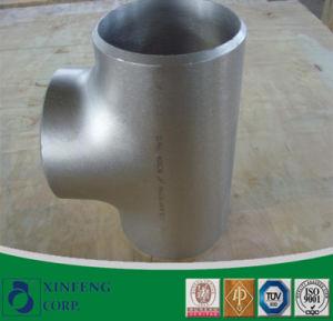 ANSI B16.9 A403 Wp316L 304 Wp321 Seamless Tee