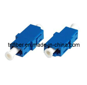 LC/Upc Sm Fiber Optic Adapter pictures & photos