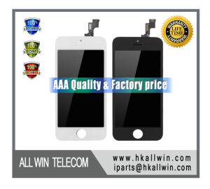 Mobile/Cell Phone LCD Screen for iPhone 5/5c/5s Touch LCD Display pictures & photos
