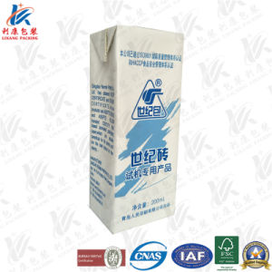 200ml Aseptic Packaging Material for Milk pictures & photos