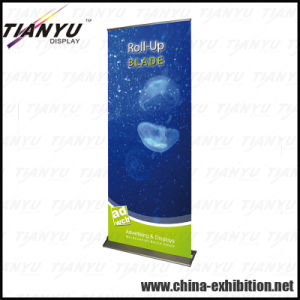 Advertising Retractable Banner 83*200cm Roll up Stand pictures & photos