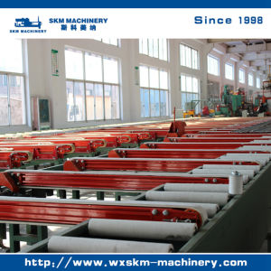 2017 Best Selling Aluminium Extrusion Handling System / Aluminium Profile Cooling Table with New Design pictures & photos