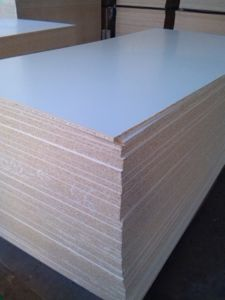Pre-Laminated Particle Board pictures & photos