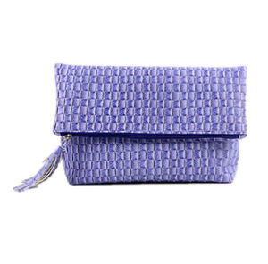 Wholesale Customized New Fashion PU and Purl Handbag pictures & photos