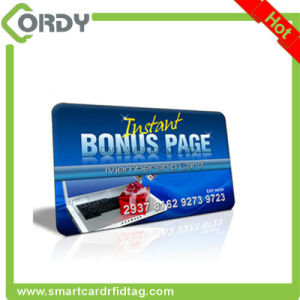 Programmable RFID Contacltess offset printing MIFARE Classic 1k card pictures & photos