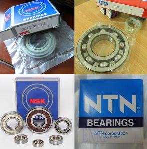 NTN Koyo Ceramic Bearing 608, SKF Deep Groove Ball Bearing 6214, NSK Timken Pillow Block Ball Bearing UCP205, SKF Roller Bearing Nup206 pictures & photos