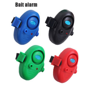 Convenient Carry on Bait Alarm with Four Color pictures & photos