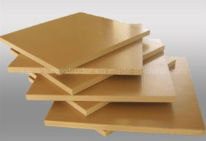 PVC WPC Construction Board/ Plastic Furniture Board pictures & photos