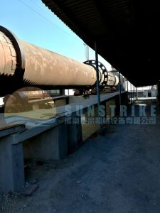 Professional Rotary Kiln Manufacturer for Sponge Iron and Ilmenite