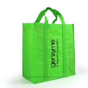 Durable Non Woven Bag, Reinforced Wine Bag pictures & photos