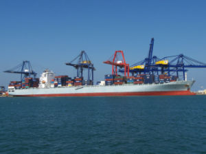 LCL Sea Freight From China to Atheus Sea Port