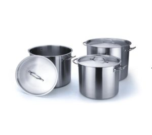 Stainless Steel Stockpot & Soup Bucket (WSP-005) pictures & photos