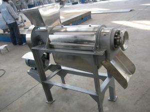 High-Efficiency Screw Type Juice Extractor pictures & photos