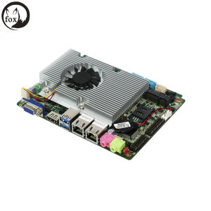 X86 Industrial Embedded Motherboard Support 8GB DDR3, Intel Core3 I3, I5, I7 Dual Core DDR3 PC Mainboard for POS System, Vehicle PC pictures & photos