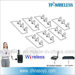 RF Wireless Teacher Microphone Solution to Classroom Audio System pictures & photos