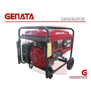 Portable Gasoline 4kw Generator with Honda Engine (GR5000H)