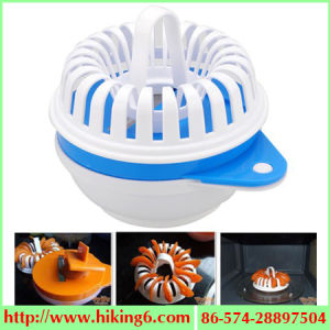 Plastic Microwave Potato Chips Maker, Vegetable Chips Maker pictures & photos